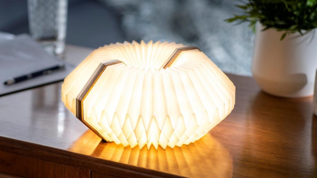لامپ آکاردئونی